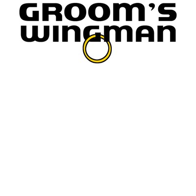 Groom's Wingman Bachelor T-Shirts