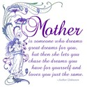 Mother Quote: Dreams