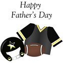 Happy Father's Day Football Gifts