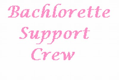 Bachelorette Support Crew (Bridesmaids)