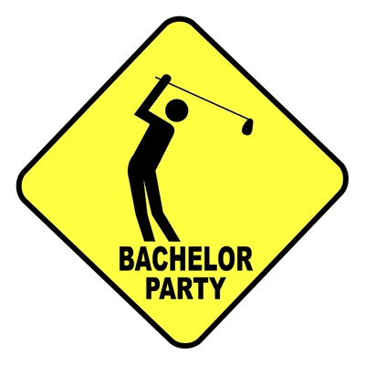 Bachelor Golf Party