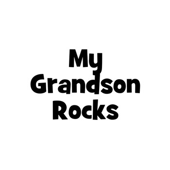 My Grandson Rocks