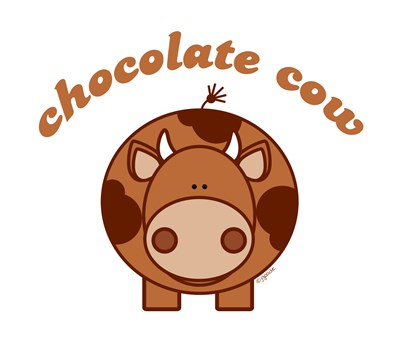 Chocolate Cow
