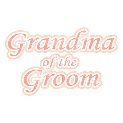 Grandma of the Groom