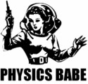 Are you a physics babe? Then you need this t-shirt!
