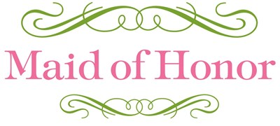 Maid of Honor Pink