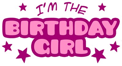 I'm the Birthday Girl t-shirt