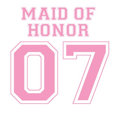 Maid of Honor 07