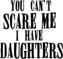 You Can't Scare Me - Daughters *popular*
