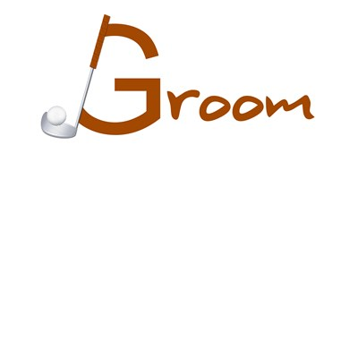 Golf Groom T-shirts, Golfer Gifts