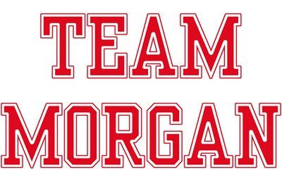 TEAM MORGAN T-SHIRTS