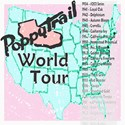Poppytrail World Tour