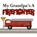 My Grandpa's A Firefighter T-Shirts And Gifts