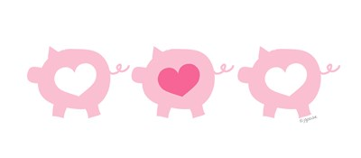 Pigs and Hearts