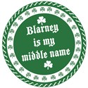 Blarney Is My Middle Name