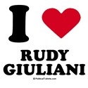 I Love Rudy Giuliani