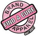 Pink Cure Breast Cancer T-shirts