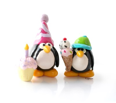Birthday Party Penguins