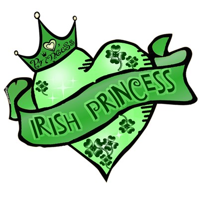 Irish Princess St. Patricks Day