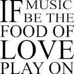 Music-Food-Love Quote