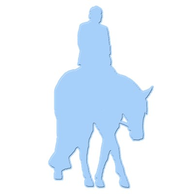 Hunter Horse Silhouette Hunter Under Saddle Silhouette