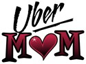 Uber Mom Mother's Day Heart T-shirts and Gifts