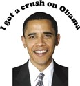 Obama Crush shirts, thongs and gifts