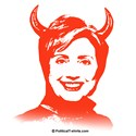 Anti-Hillary: Hillary is the Devil