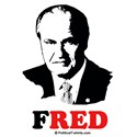 Fred is red
