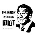 Anti-Bush: Operation Enduring Idiot