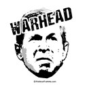 Anti-Bush: War head