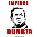 Anti-Bush: Impeach Dumbya