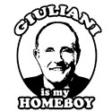 Giuliani is my homeboy