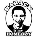 Barack Obama is my homeboy