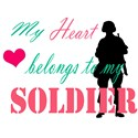 My Heart Belongs to My Soldier