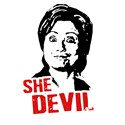 Anti-Hillary: She-Devil