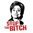 Anti-Hillary: Stop the bitch