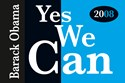 Yes We Can Barack Obama 2008