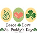 Peace, Love, St Patty's Day