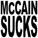 McCain Sucks