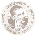 Leadership, Unity and Hope Obama 2008 Gear