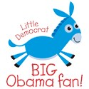 Little Democrat Obama