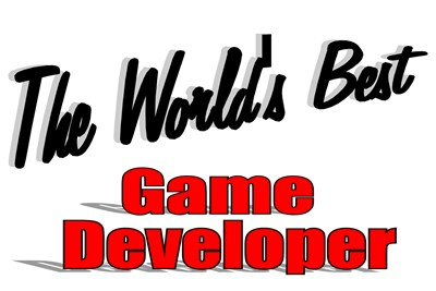 The World's Best Game Developer