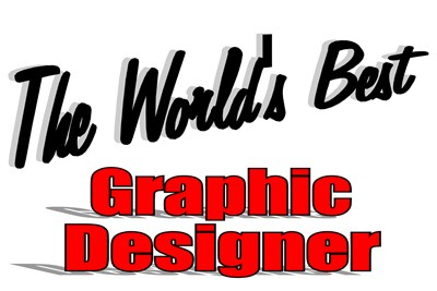 The World's Best Graphic Designer