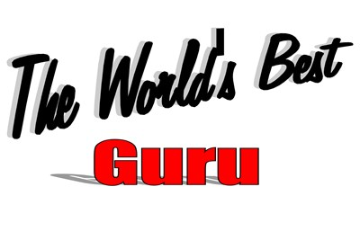 The World's Best Guru