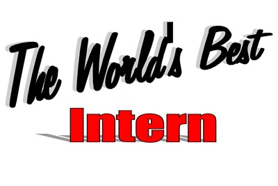 The World's Best Intern