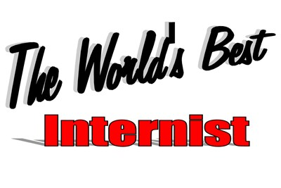 The World's Best Internist