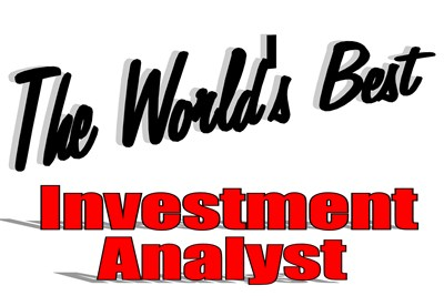 The World's Best Investment Analyst