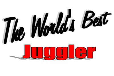 The World's Best Juggler