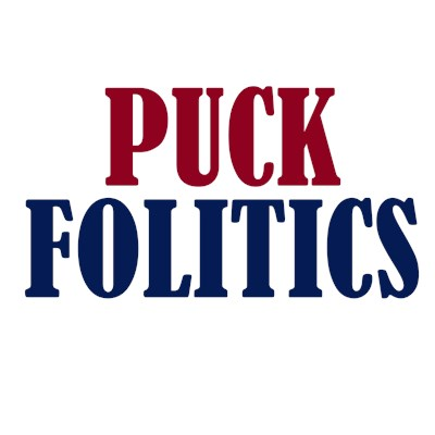 Puck Folitics Tee Shirt from BurnTees.com